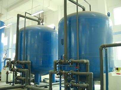 120吨工业软化水处理凯发体育app苹果手机(ER-DX型)