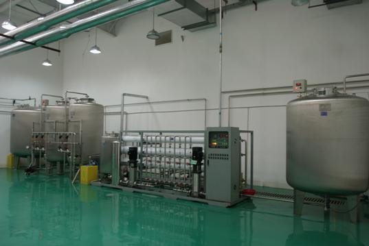 医疗系统消毒供应室纯水解决方案