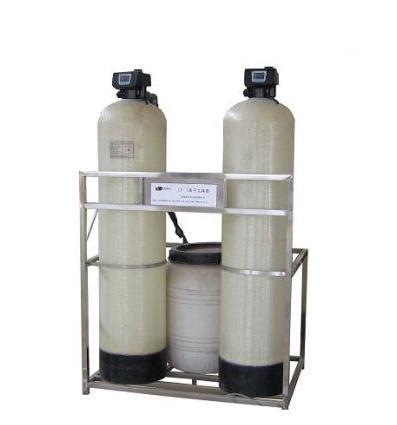 锅炉用水水处理解决方案