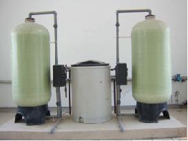 50吨工业锅炉软化水处理系统(ER-A型)