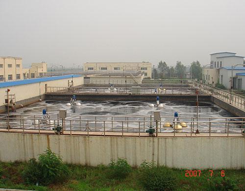 梨树污水处理厂